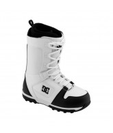 DC Phase 2011 - Men's White / Black Snowboard Boots