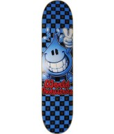 World Industries Checker Willy - Black/Blue - 7.5 - Skateboard Deck