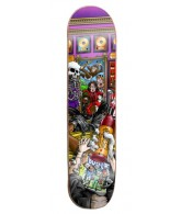 World Industries King of Pills - Purple - 8.25 - Skateboard Deck