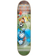 World Industries - Soccer Nuts - 7.6 - Skateboard Deck