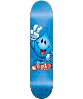 World Industries - Ransom Wet Willy - 7.6 - Skateboard Deck