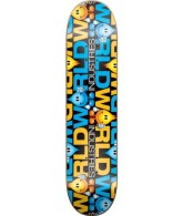 World Industries - Character Stripe - 7.5 - Skateboard Deck