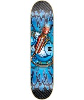 World Industries Water Cannon - Black - 7.6 - Skateboard Deck