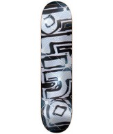 Blind Lotto SS - Black/Silver - 8.0 - Skateboard Deck