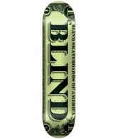 Blind Dollar SS - Green - 8.44 - Skateboard Deck