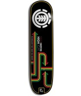 Element Nyjah Step Up Highlight - Black - 7.75 - Skateboard Deck