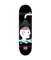 Alien Workshop Brainwash - Black - 8.125 - Skateboard Deck