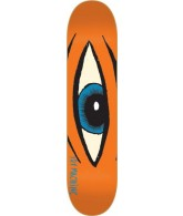 Toy Machine Sect Eye - Orange - 7.62 - Skateboard Deck