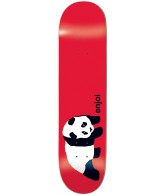 Enjoi Original Panda R7 - Red - 7.6 - Skateboard Deck