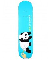 Enjoi Enjoi On Steroids OS - Turquoise - 7.75 - Skateboard Deck