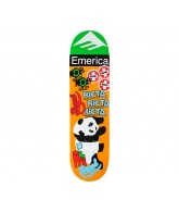 Enjoi Sponsored R7 Jerry Hsu - Orange - 8.25 - Skateboard Deck