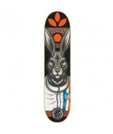Habitat KG Manimal P2 - Blue/Grey/Orange - 7.875 - Skateboard Deck