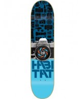 Habitat BB Capture Create - Blue - 8.5 - Skateboard Deck