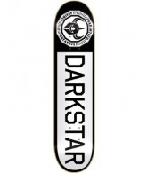 DarkStar Timeworks SL - Black/White - 8.1 - Skateboard Deck