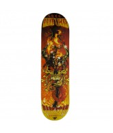 Darkstar Force AP - Orange/Red - 8 - Skateboard Deck