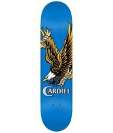 Anti-Hero Cardiel Haliaeetus MD - Blue - 8.12 - Skateboard Deck