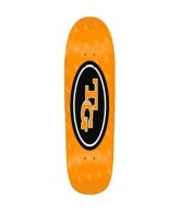Real Guerrero OG - Orange - 9.2 - Skateboard Deck