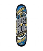 Real Lottoreal Bankroll SM - Blue - 7.75 - Skateboard Deck