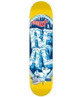 Real Popslickles II Small - Yellow/Blue - 7.75 - Skateboard Deck