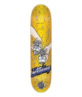 Santa Cruz Strubing Addict Powerply 31.7 in 7.9 in - Skateboard Deck