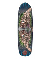 Santa Cruz Phillips Facial Powerply - Blue - 32.5 x 9 - Skateboard Deck