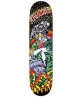 Krooked Deutshce Guest Artist - Multi - 8.02 - Skateboard Deck