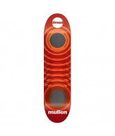 Almost Mullen OG Impact V3 - Red - 7.7 - Skateboard Deck
