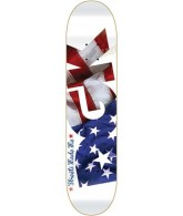 DGK Streets Made Me - White - 7.8 - Skateboard Deck