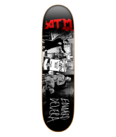 ATM Devera Vintage - Black - 7.75 - Skateboard Deck