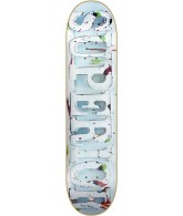 Superior Crafty - White - 8.0 - Skateboard Deck
