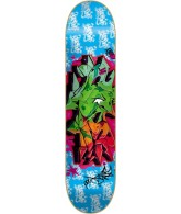 Superior Cope 2 Wild - Blue - 8.0 - Skateboard Deck