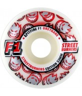 Spitfire Wheels F1 Streetburners - 53mm - Skateboard Wheels