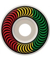 Spitfire Wheels Classic Rasta - 54mm - Skateboard Wheels