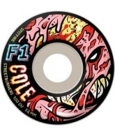 Spitfire F1 Streetburners Cole Z.A. - 54mm - Skateboard Wheels