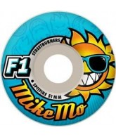 Spitfire Wheels F1 Streetburners Mike Mo Sunhate - 51mm - Skateboard Wheels