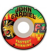 Spitfire F1pb Cardiel Fastburning - 55mm - Skateboard Wheels