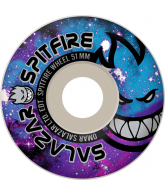 Spitfire Wheels Salazar Space Burn - 51mm - Skateboard Wheels