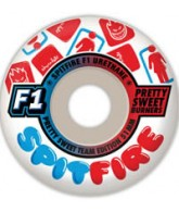 Spitfire Wheels F1SB Pretty Sweet - 53mm - Skateboard Wheels