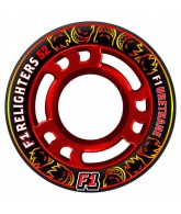 Spitfire Wheels F1 Firelighter - Black - 52mm - Skateboard Wheels