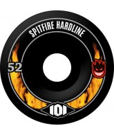 Spitfire Wheels Hardline Classic - Black - 58mm - Skateboard Wheels