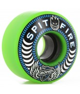 Spitfire Wheels 80HD Meltdowns - Neon Green - 56mm - Skateboard Wheels