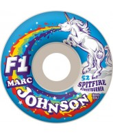 Spitfire Wheels F1SB Johnson Spirit Animal - 52mm - Skateboard Wheels