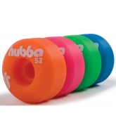 Hubba Wheels Ravers - 53mm - Skateboard Wheels