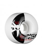Bones Street Tech Formula STF V4 - 52mm - White - Skateboard Wheels