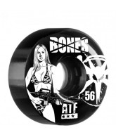 Bones Bikini Girl All Terrain Formula - 56mm - Skateboard Wheels