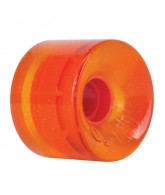 OJ 60 mm Hot Juice Orange Glitter 78a - Skateboard Wheels