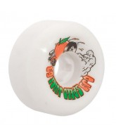 OJ Speed Juice - White - 63mm - 99a - Skateboard Wheels