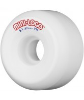 Mini Logo S1 - 99A 60mm - White - Skateboard Wheels