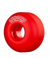 Mini Logo S3 - Red - 53mm - 101a -Skateboard Wheels