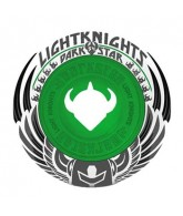 DarkStar Wings Light Night - Green/White - 54mm - Skateboard Wheels